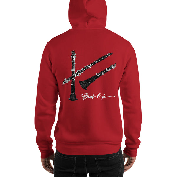 Hooded Sweatshirt - Clarinet