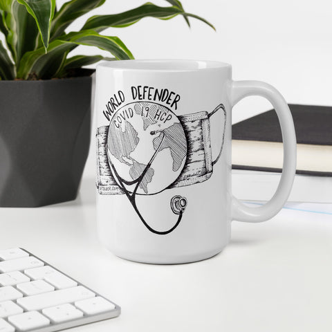 World Defender Mug