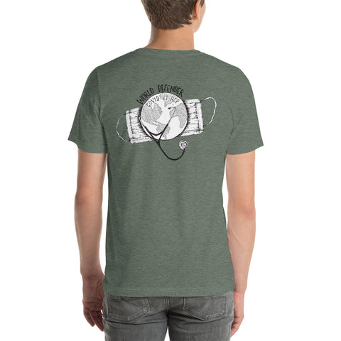 World Defender Short-Sleeve Unisex T-Shirt