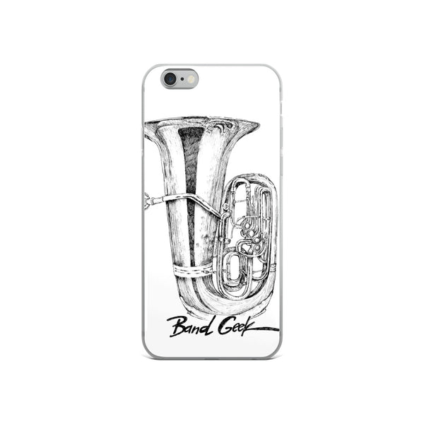 iPhone Case - Tuba