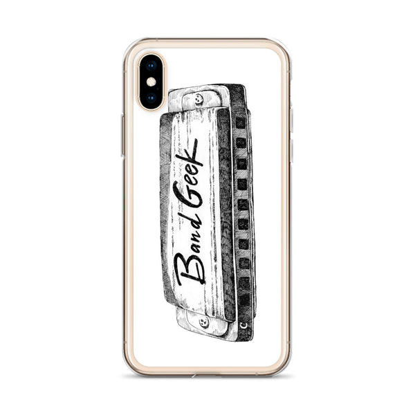 iPhone Case - Harmonica