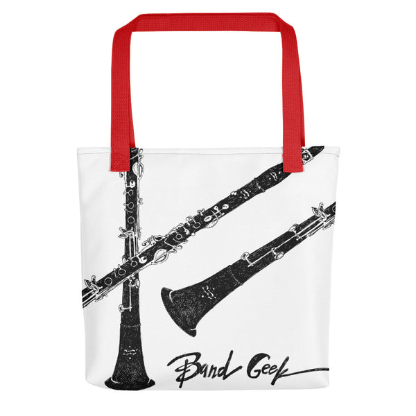 Tote bag - Clarinet