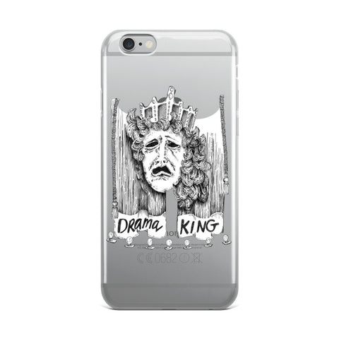 iPhone Case Drama King