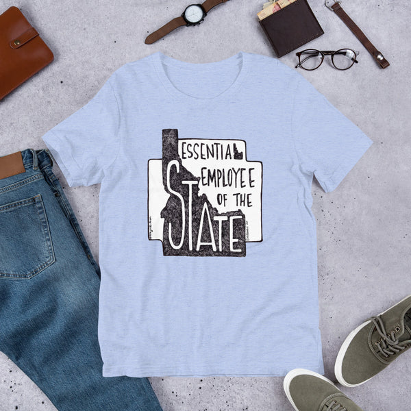 Essential Employee Short-Sleeve Unisex T-Shirt