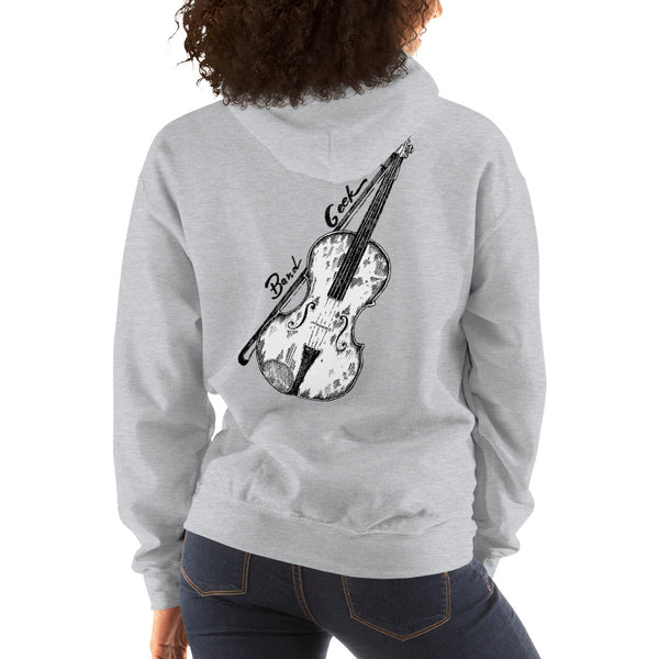 Hooded Sweatshirt - Violin