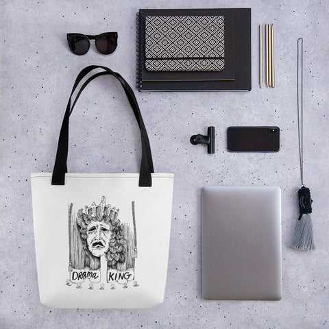 Tote bag - Drama King