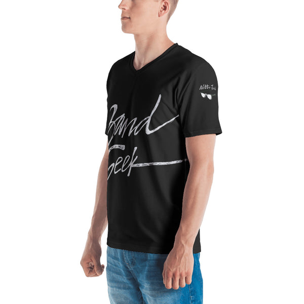 Men's T-shirt - Band Geek