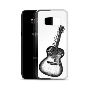 Samsung Case - Acoustic Guitar