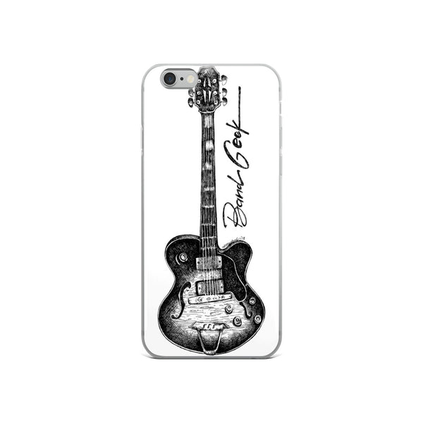iPhone Case - Guitar