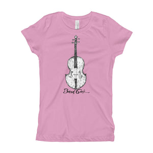 Girl's T-Shirt - Cello