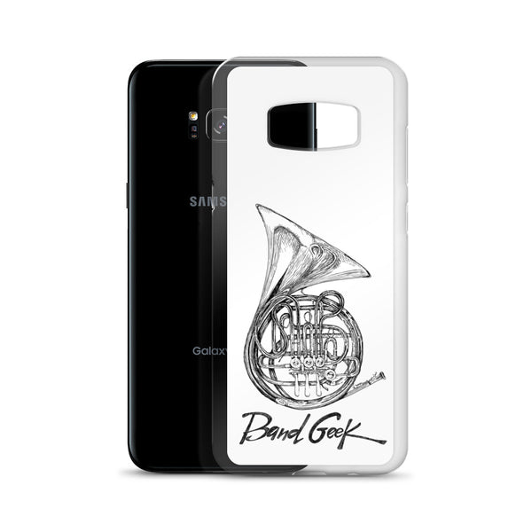 Samsung Case - French Horn
