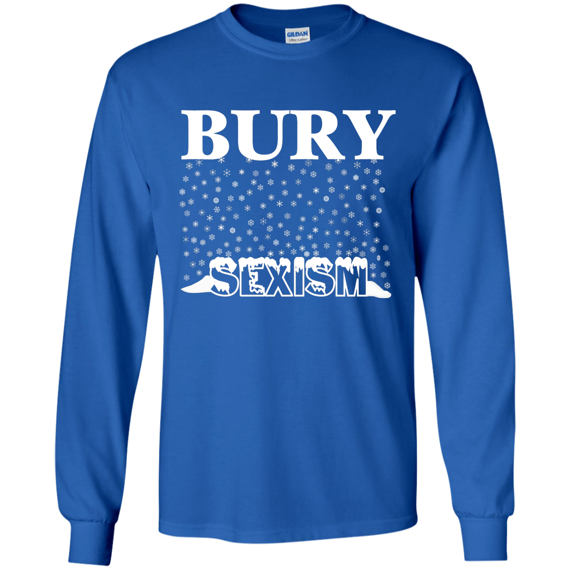SF Bury Sexism Shirt