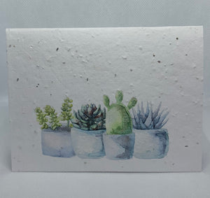 SEED PAPER CARD B1