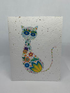 SEED PAPER CARD F10