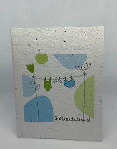 P25 SEED PAPER CARD