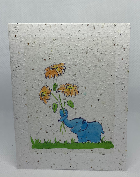 B05 SEED PAPER CARD
