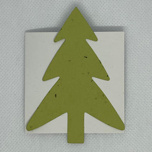 BLF12 MINI-CARD WITH SEED PAPER SHAPE