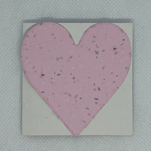 MINI-CARD WITH BLF2 SEED PAPER SHAPE
