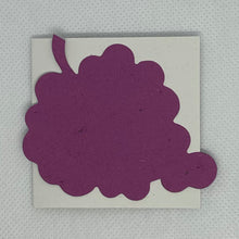 BLF11 MINI-CARD WITH SEED PAPER SHAPE