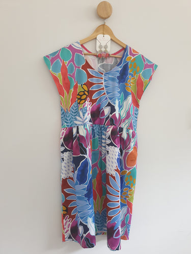 Cockatoo Dress