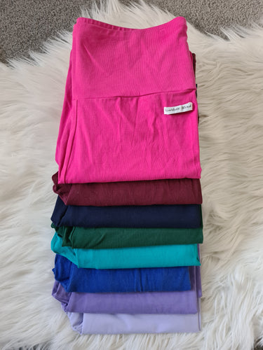 Colour Block Leggings