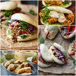 Load image into Gallery viewer, Bao Bun (Folded Steam Buns)