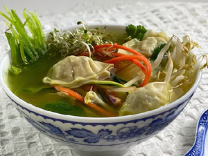 Wontons - Chicken & Vegetables