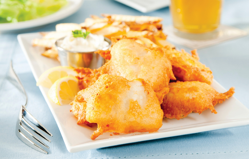Haddock Bites - Battered - 1  oz