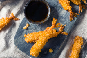 Tempura Battered Shrimp