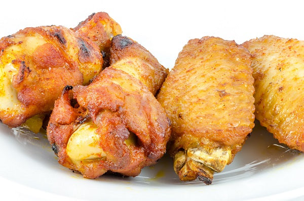 Chicken Wings - Fully Cooked - Coated - Par Fried