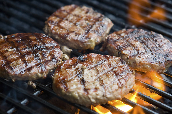 Burgers- Lean Beef Grass Fed - CASE