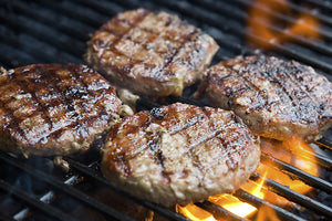 Burgers- Lean Beef Grass Fed  12 pack
