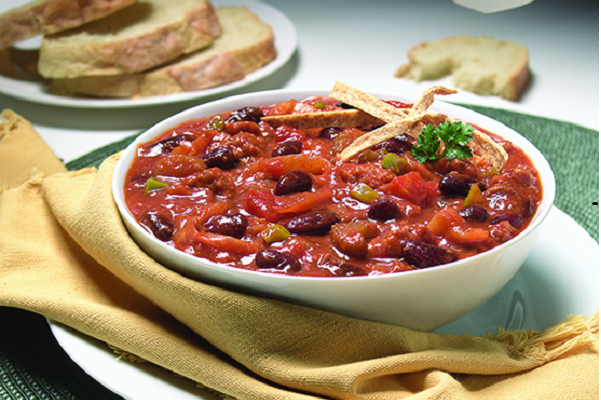 Chili- Hearty Beef Chili