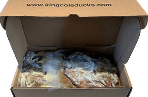 Fully Cooked Confit Duck Legs - 24 pack
