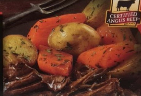 Slow Cooked Pot Roast  (New Size) 2x575 gr