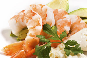 Shrimp-31/40 Ct (Med) Tail on - Raw
