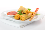 Load image into Gallery viewer, Spring Rolls - Vegetable (Case) BOGO