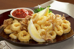 Squid Rings - Raw