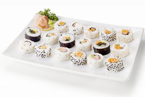 Sushi - California  Cream Cheese Rolls - CASE