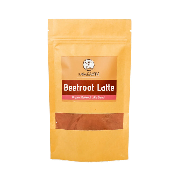 Organic Beetroot Latte