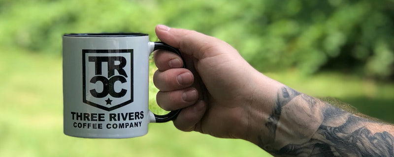 Three Rivers Coffee Company Service-Disabled Veteran-Owned Roast To Order Coffee