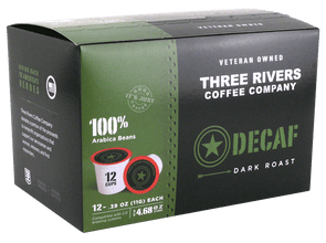 Decaf Coffee Pods