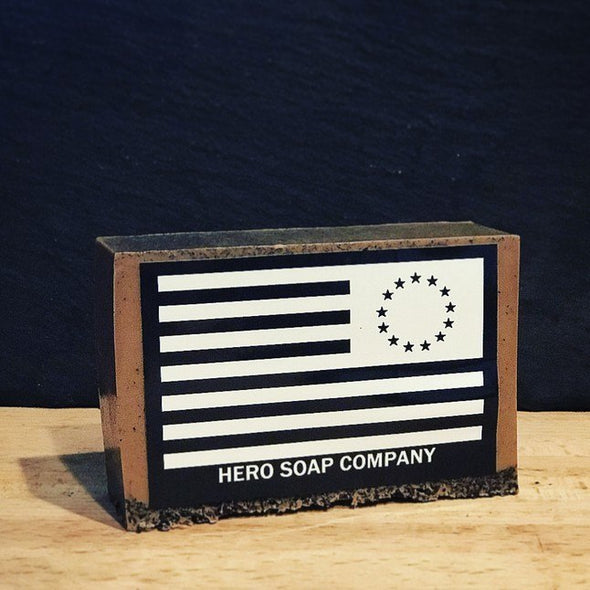Three Rivers Coffee Soap