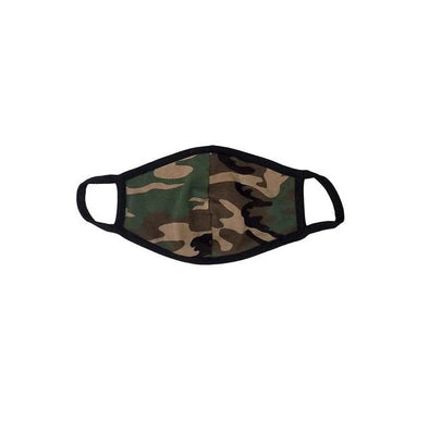 TRCC camo face masks