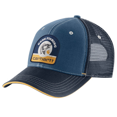 Dryden Dark Blue Cap