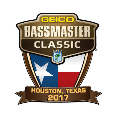 2017 Bassmaster Classic Pin: Houston, TX