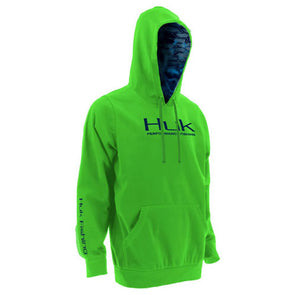 Huk® Kryptek Neon Green Performance Hoodie