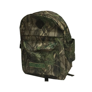 Bassmaster Camo Computer Backpack