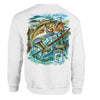 Gildan Heavy Blend Adult Crewneck Sweatshirt (50% Off Sale)
