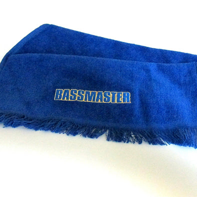 Bassmaster Fishing Towel